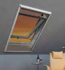 Insectenhor voor elk dakraam, te monteren tegen het plafond. 792 x 1036 mm.