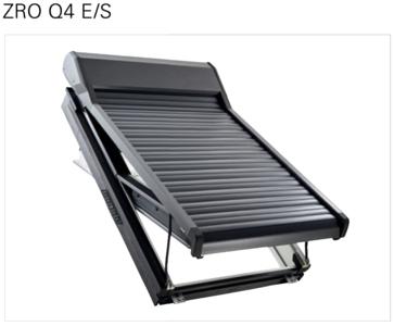 Roto Q Rolluik op zonne-energie - ZRO SF